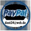 Paypal Account DostvDerneği